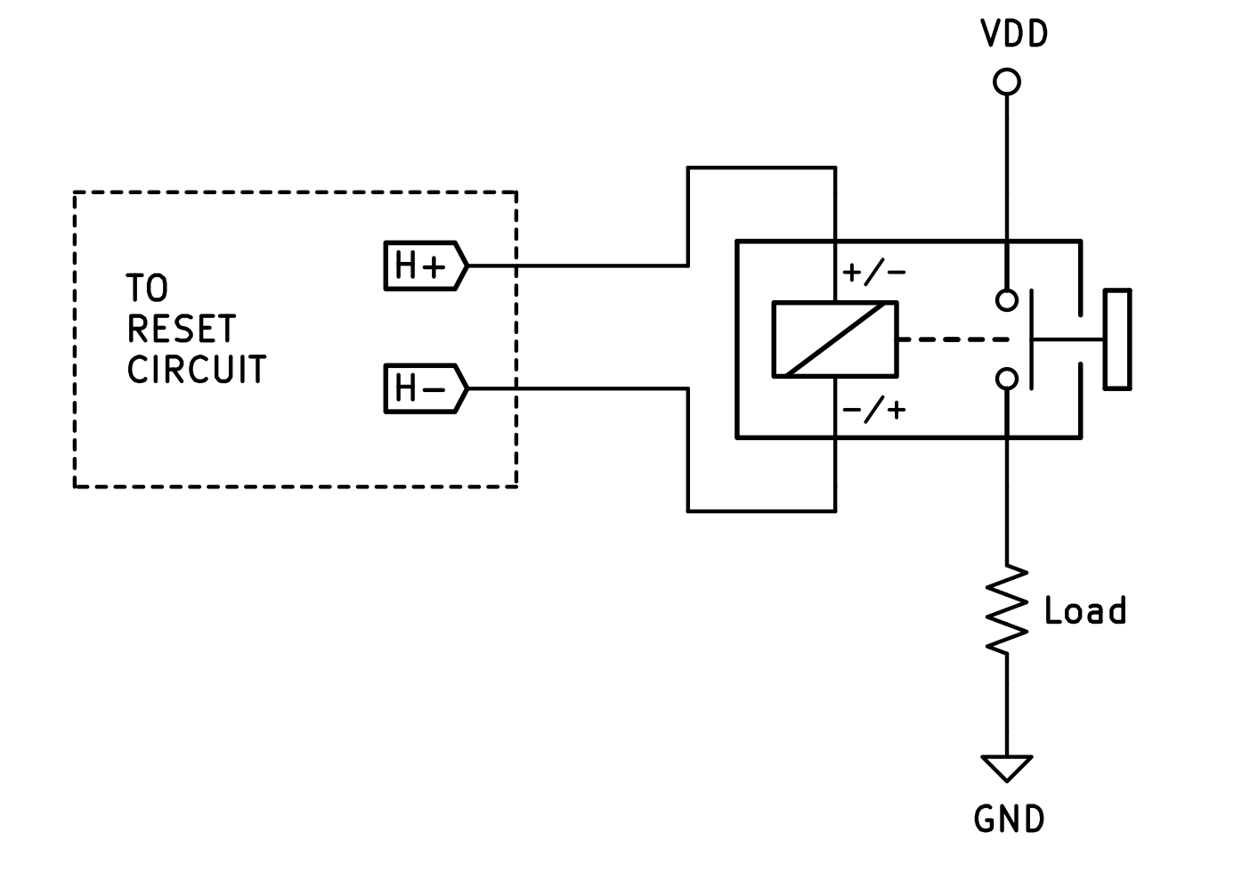 Reset Toggle Switch | Wiring Diagram Database