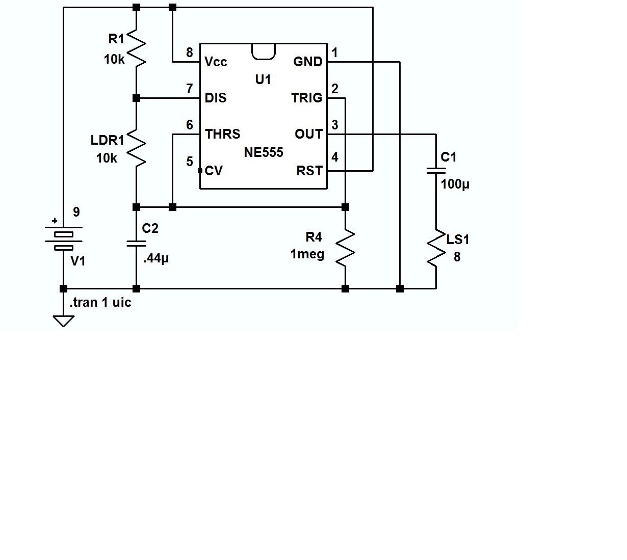 I Just Fried A 555 Timer Ic And I M Trying To Figure Out