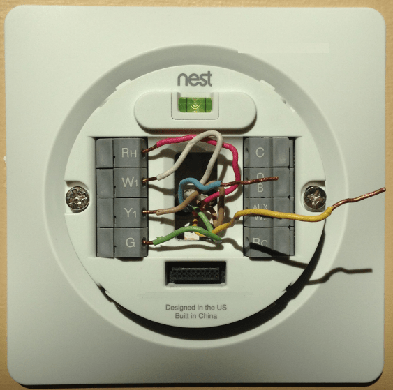Wiring Diagram Additionally Nest Thermostat With Heat Pump Wiring As