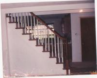 Converting closed stairs to open stairs - Home Improvement ...