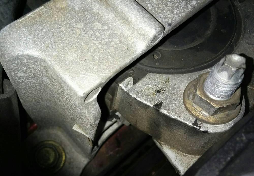 medium resolution of  motor mount side near engine vehicle is 2006 mazda 3
