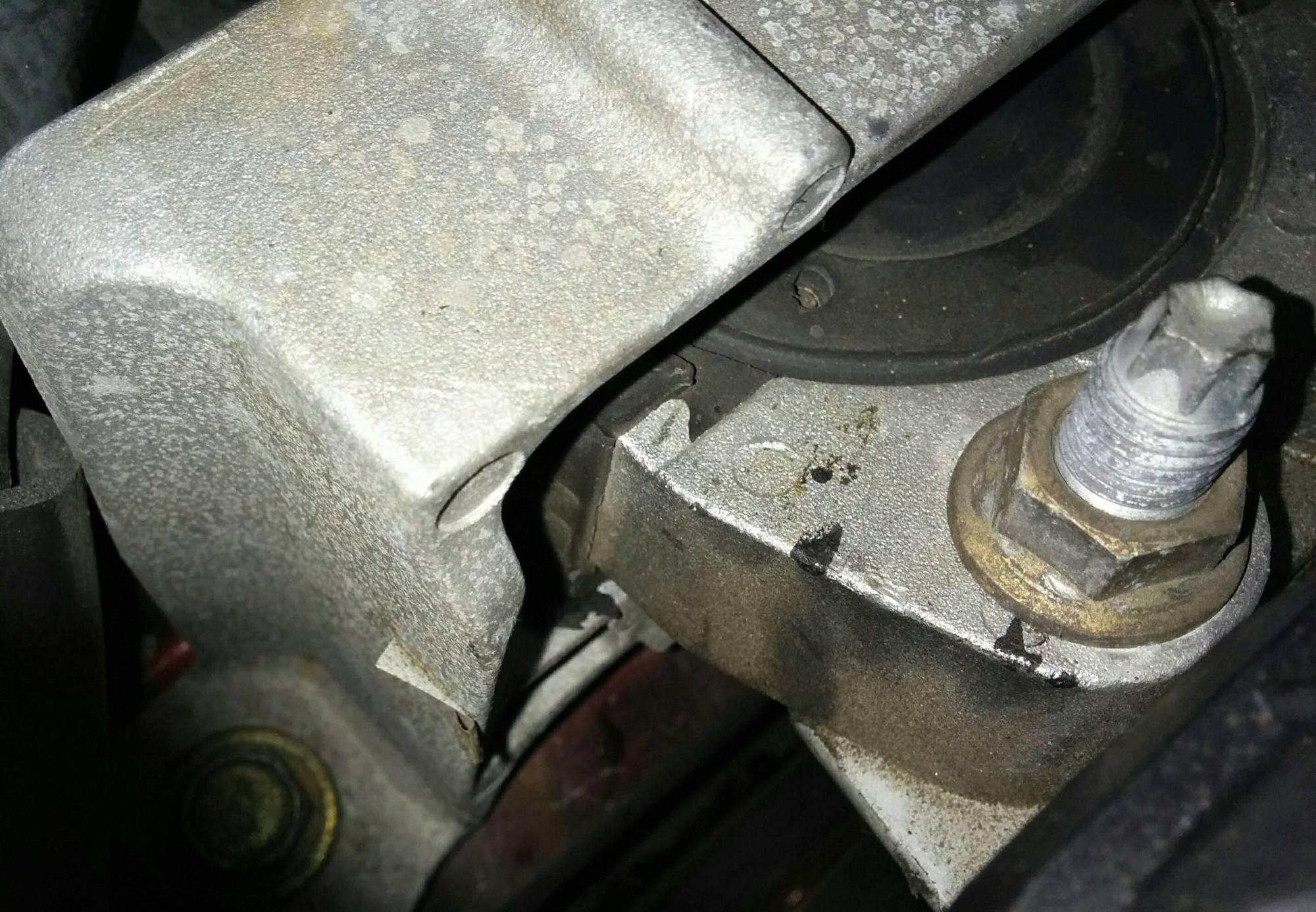hight resolution of  motor mount side near engine vehicle is 2006 mazda 3
