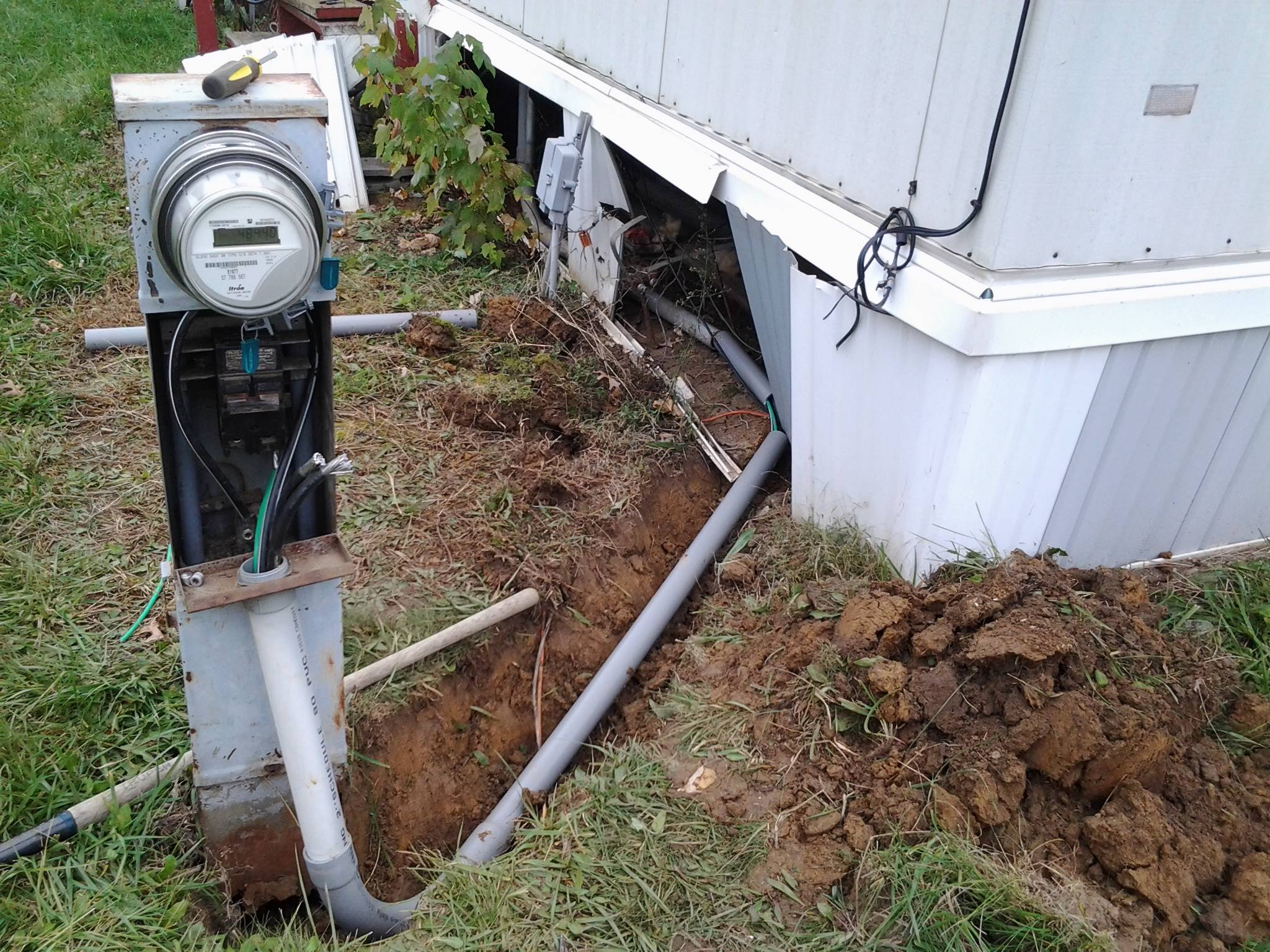 mobile home wiring diagram 12v led trailer electrical need help tracking down possible open neutral
