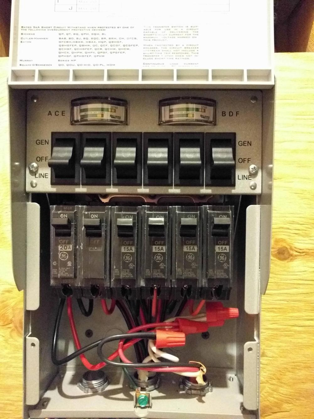 medium resolution of wiring a reliance transfer switch wiring diagram expert wiring diagram for reliance transfer switch generator troubleshoot