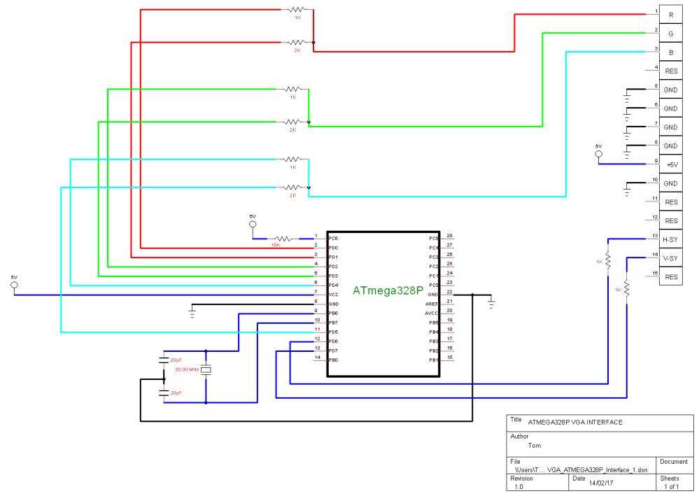 medium resolution of atmega328p hardware implementation