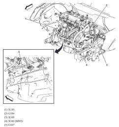 2000 malibu any diagrams on eletrical connections to sensorsv6 chevy malibu v6 engine diagram [ 1200 x 1305 Pixel ]