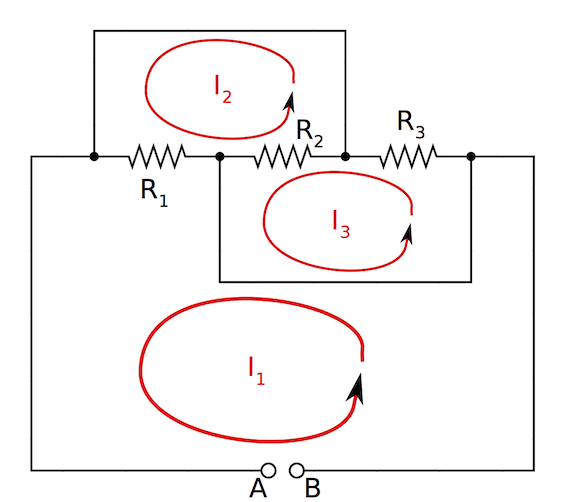 Detecting if resistances are parallel or series in complex