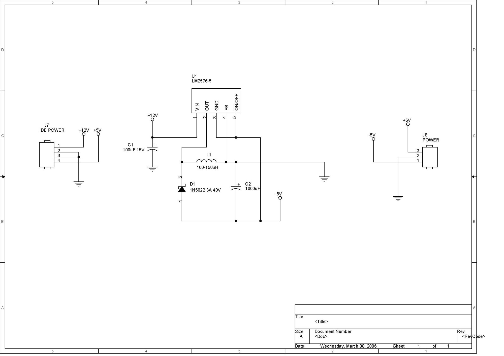 hight resolution of convert 12 volts to 5v