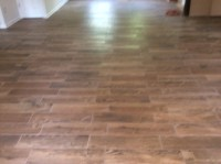 How To Lay Wood Tile