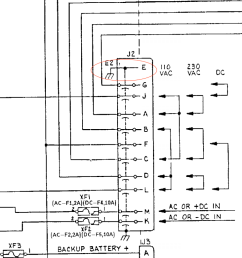 what do these dashed dotted lines mean in this power cord ac power cable wiring dvr wiring schematics [ 732 x 1384 Pixel ]
