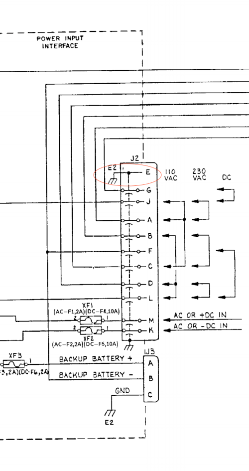small resolution of what do these dashed dotted lines mean in this power cord ac power cable wiring dvr wiring schematics