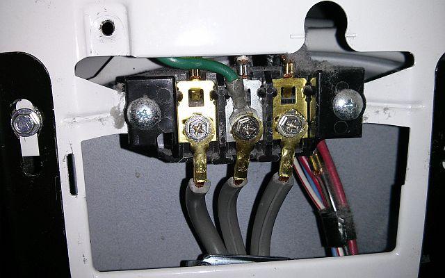 Electric Dryer Plug Wiring Diagram