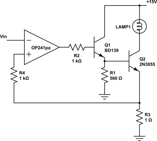 light bulb pcr schematic