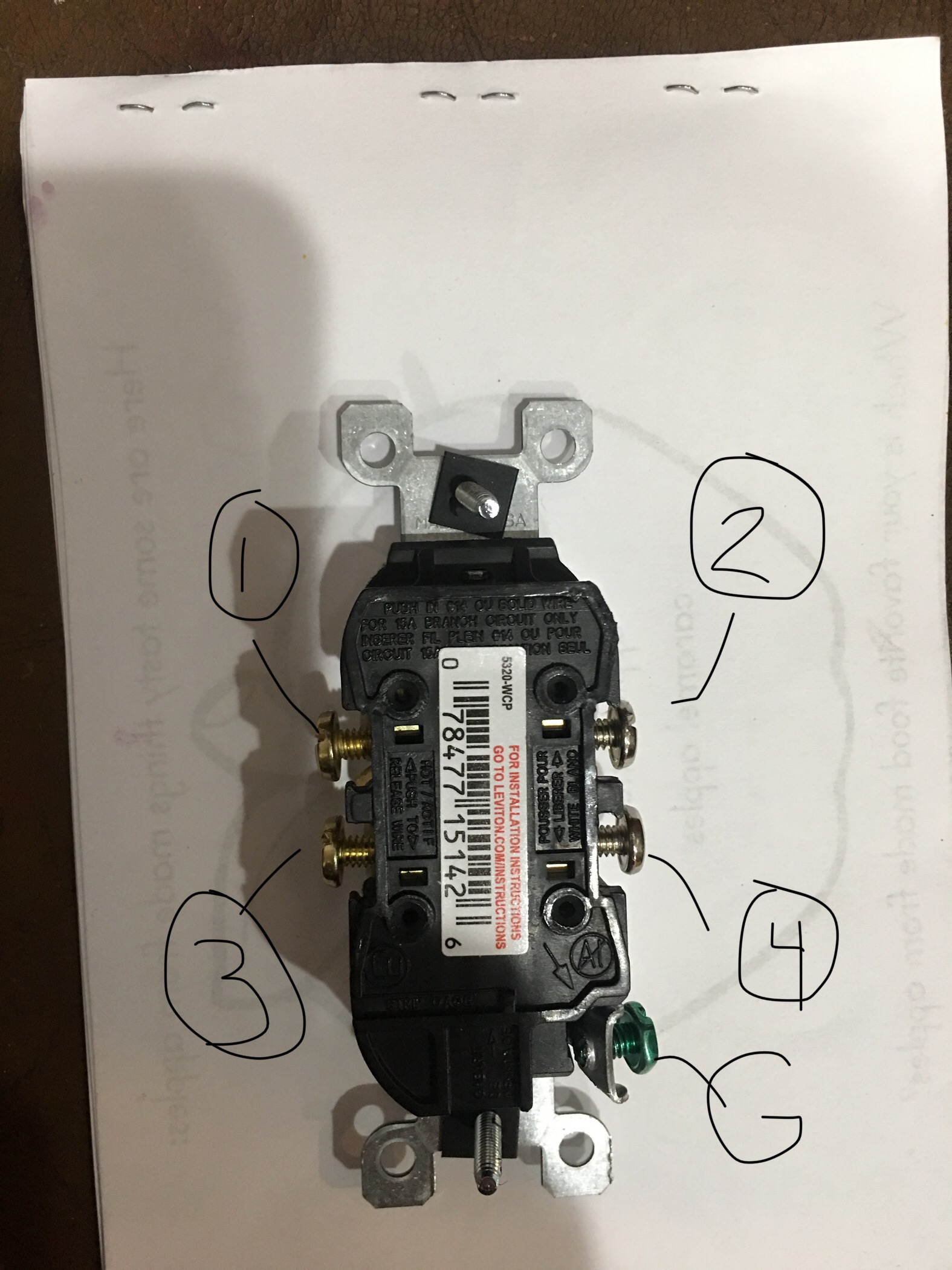 hight resolution of  switch new plug with posts labeled for reference enter image description here electrical