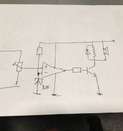 schematics simple opamp switch [ 4032 x 3024 Pixel ]