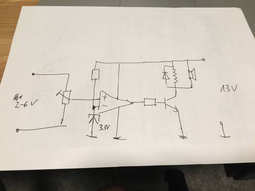 small resolution of schematics simple opamp switch
