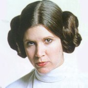 star wars - princess leia's