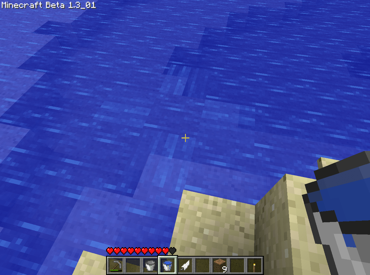 Minecraft How Can I Level Water Arqade