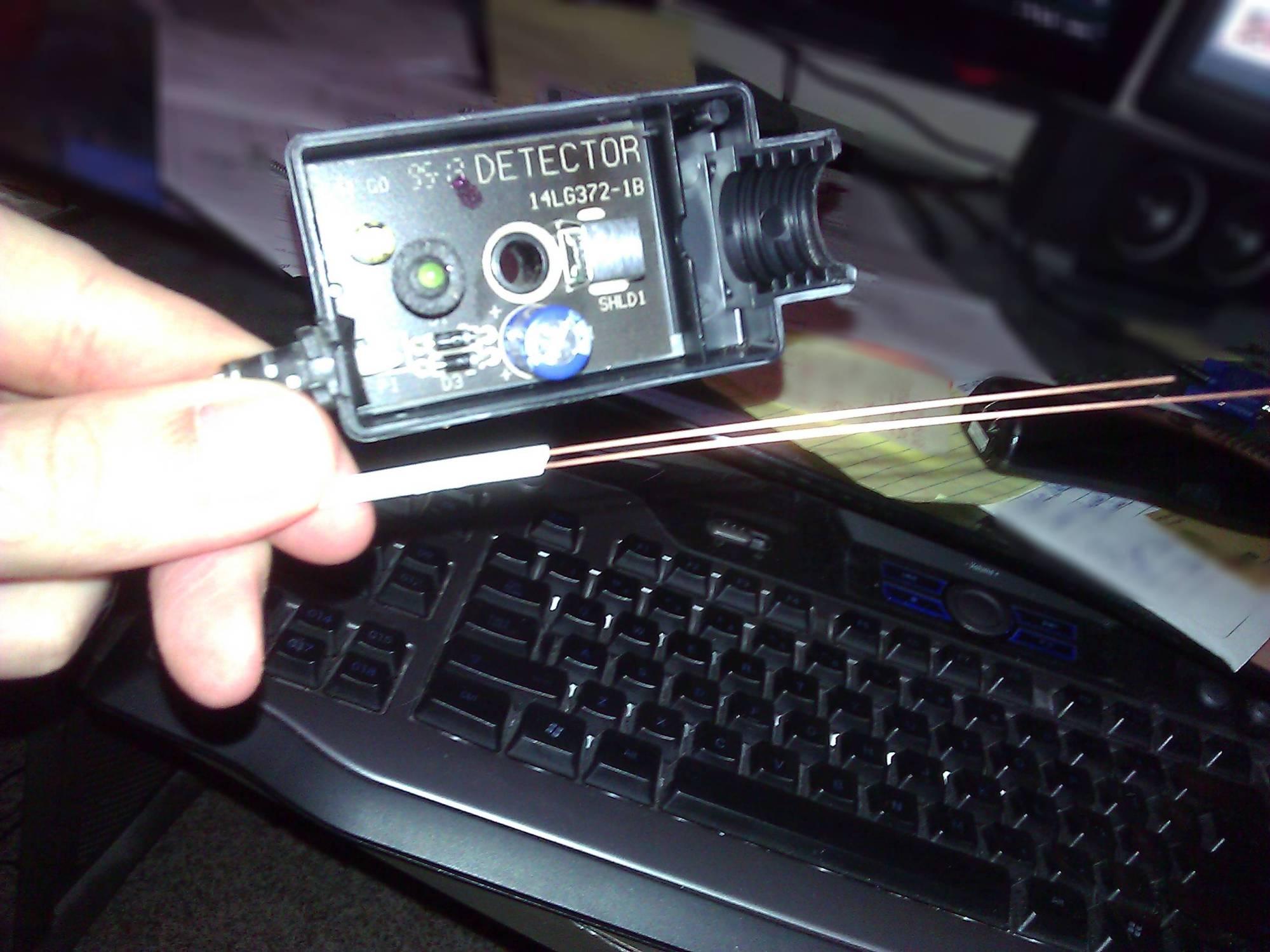 hight resolution of enter image description here garage door opener wire