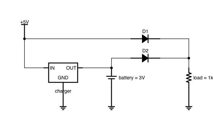 Dual Battery Charging Diagram Alternator Charging Diagram