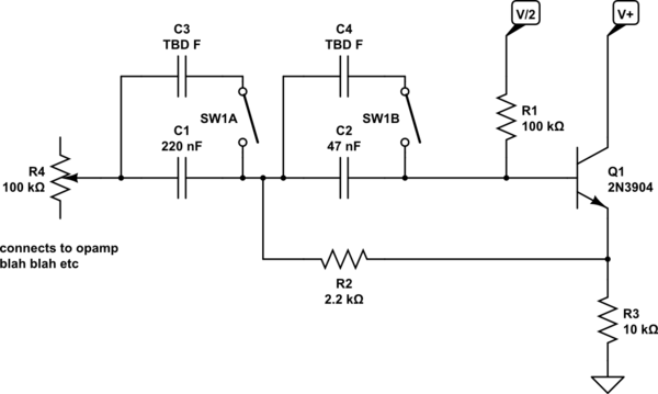 2wire switched schematic diagram