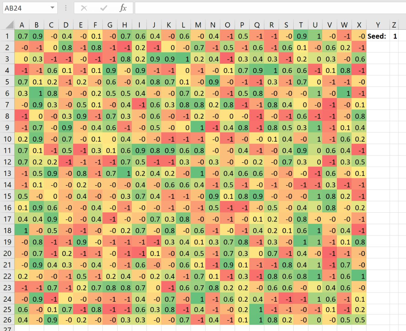 Excel Vba Lottery Number Generator