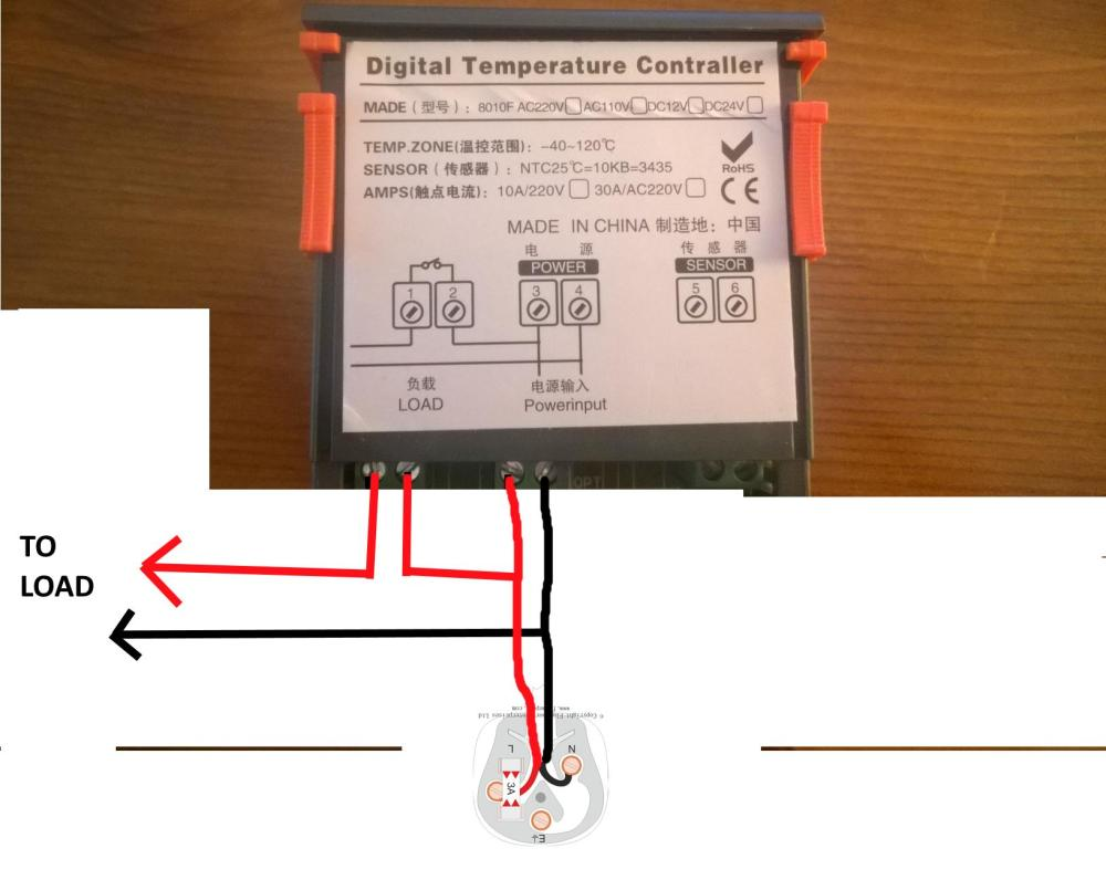 medium resolution of wiring temperature controller wiring diagram auto wiring diagram for cd101 pid controller with physical relay