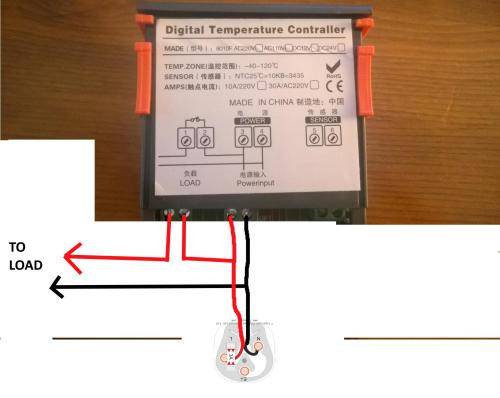 small resolution of wiring temperature controller wiring diagram auto wiring diagram for cd101 pid controller with physical relay