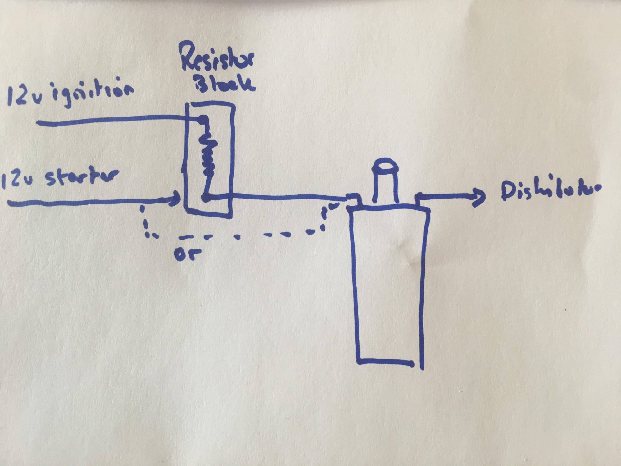 hight resolution of stall how does this ignition coil work why are there two wiresa quick diagram enter