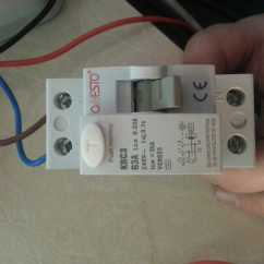 How To Home Elcb Wiring Diagram 2006 Mitsubishi Eclipse Radio Mains Is This Connected Earth Electrical