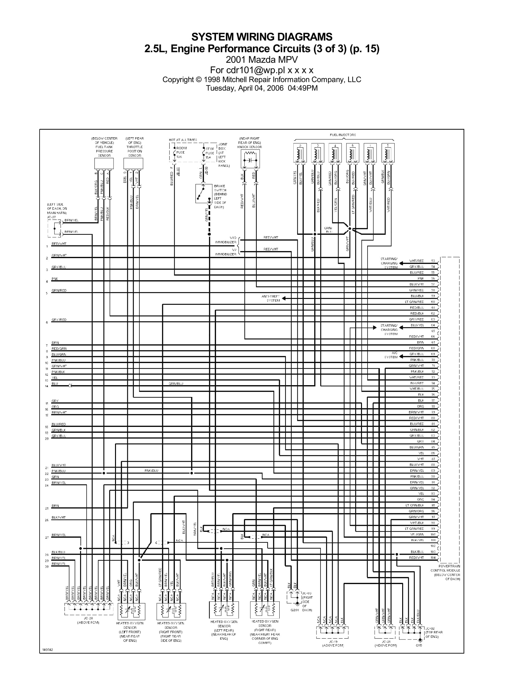 hight resolution of page 3 engine performance circuit