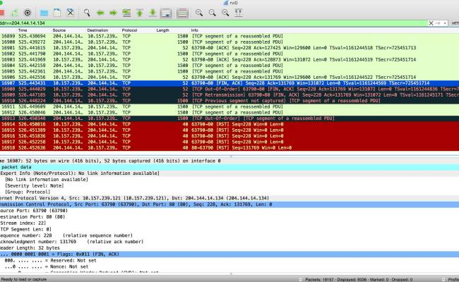 Android Capturing Mobile Phone Traffic On Wireshark