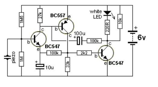transistors how does this circuit diagram work electrical