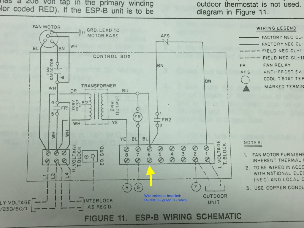nest wiring diagram spotlight relay separate boiler and ac to which does c wire connect for