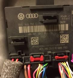 the door contoller the broken wiring [ 3264 x 2448 Pixel ]