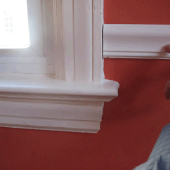 How To Install Chair Rail Lightest Fishing On The Market Trim At What Height Should I Home Enter Image Description Here