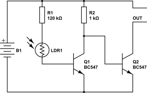 How To Build A Motion Detector Circuit