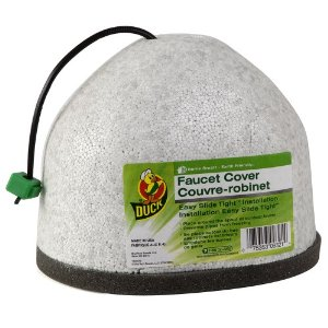 outdoor foam faucet covers