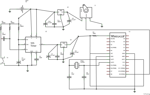 small resolution of  7805 like this circuit diagram circuit2