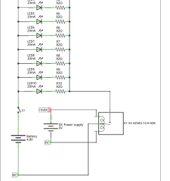 led emergency lighting schematics purged delay circuit revision change [ 984 x 1596 Pixel ]