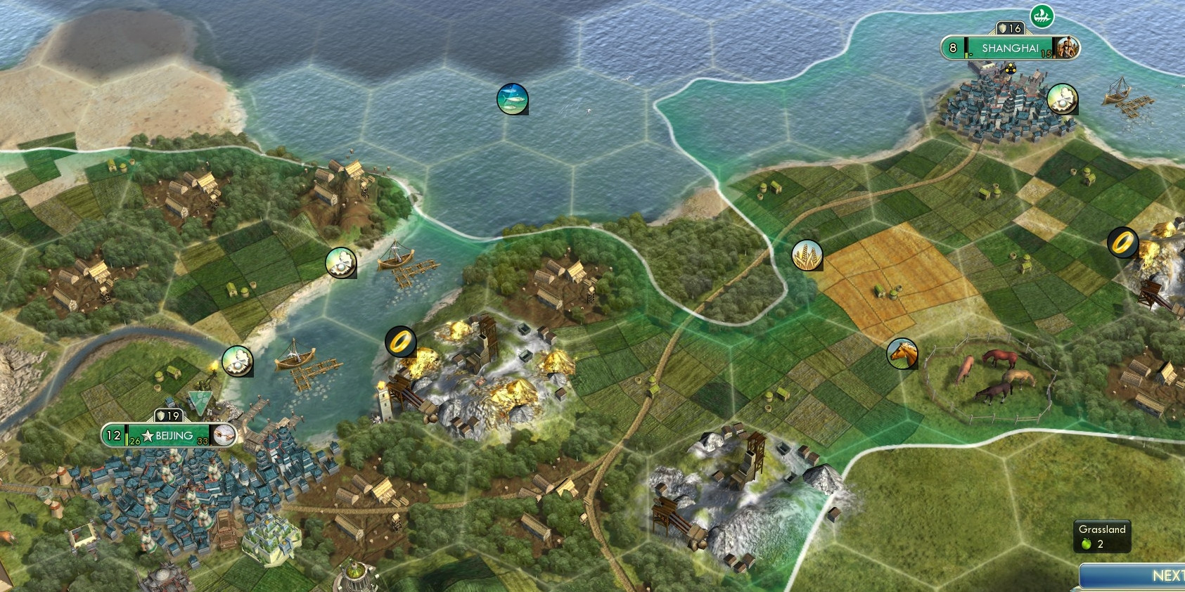 civilization 5  What causes trade routes to be broken