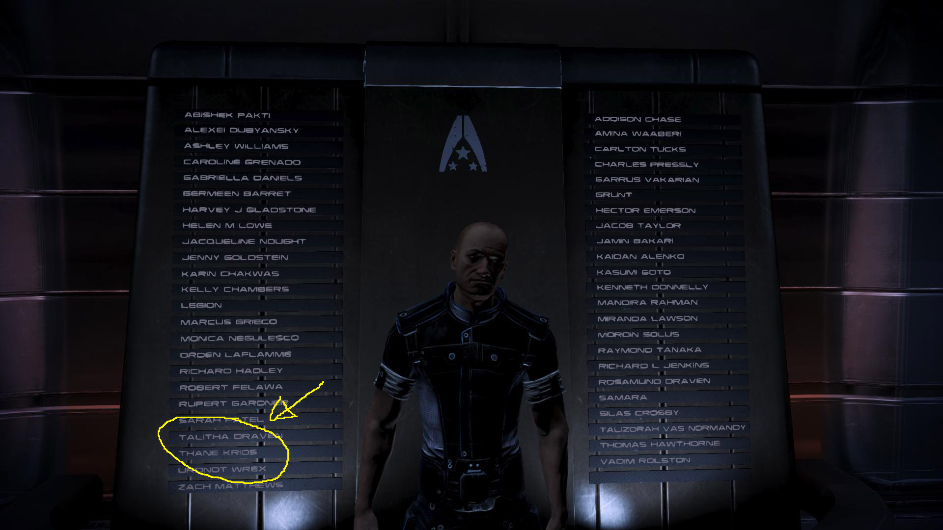 Mass Effect 3 Thane Is Gone Arqade