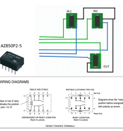 arduino switching left right audio with a dpdt relay electrical dpdt switch wiring diagram audio [ 956 x 870 Pixel ]