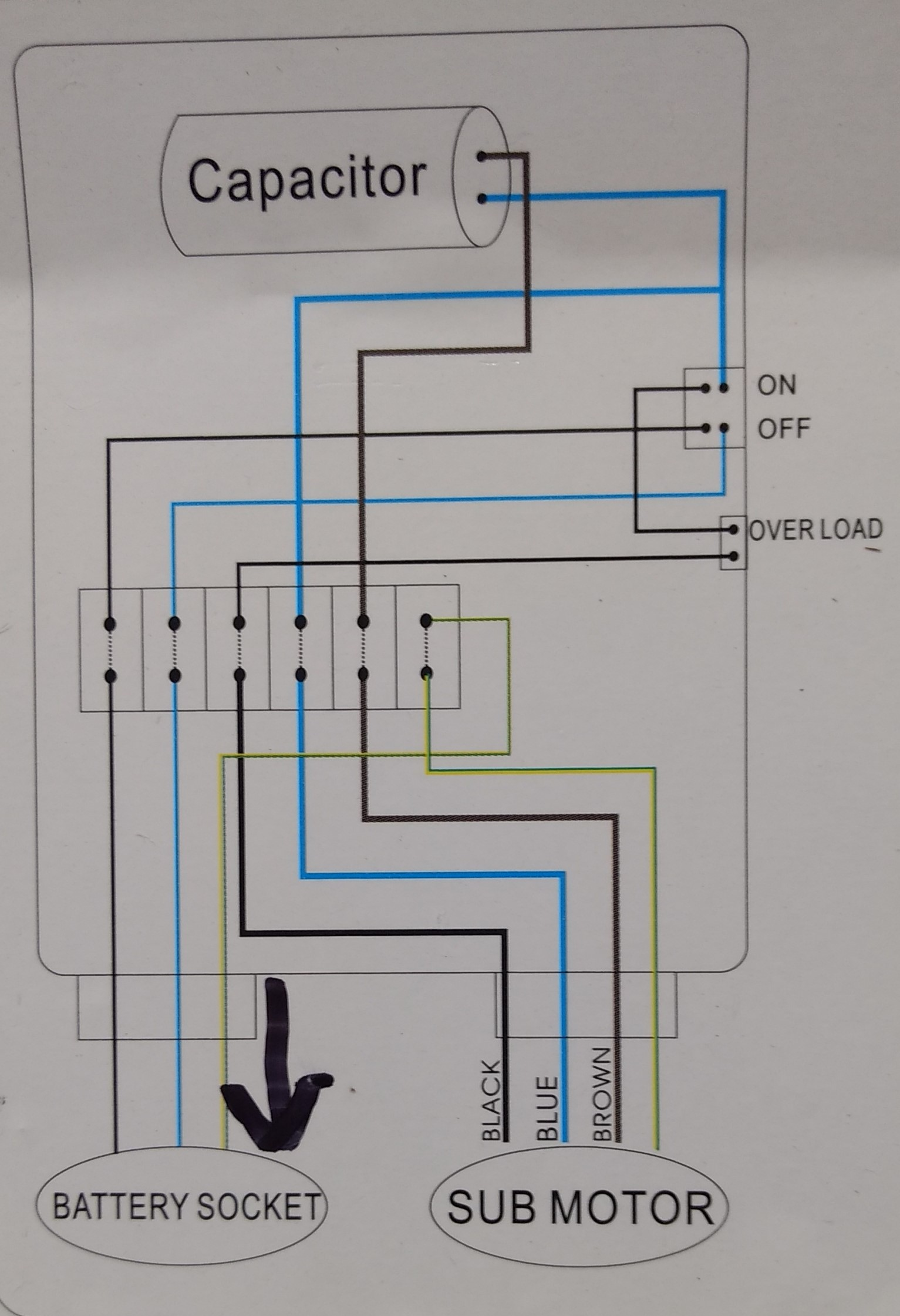 Well Pump Pressure Switch Wiring Diagram View Diagram Well Pressure