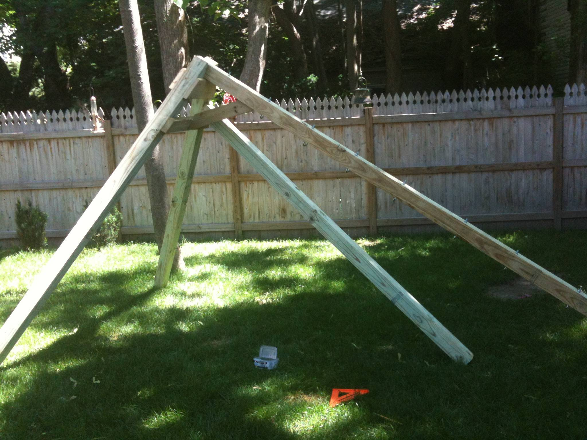 Do It Yourself Home Design: PDF Download Simple Swing Set Plans Plans Woodworking Do
