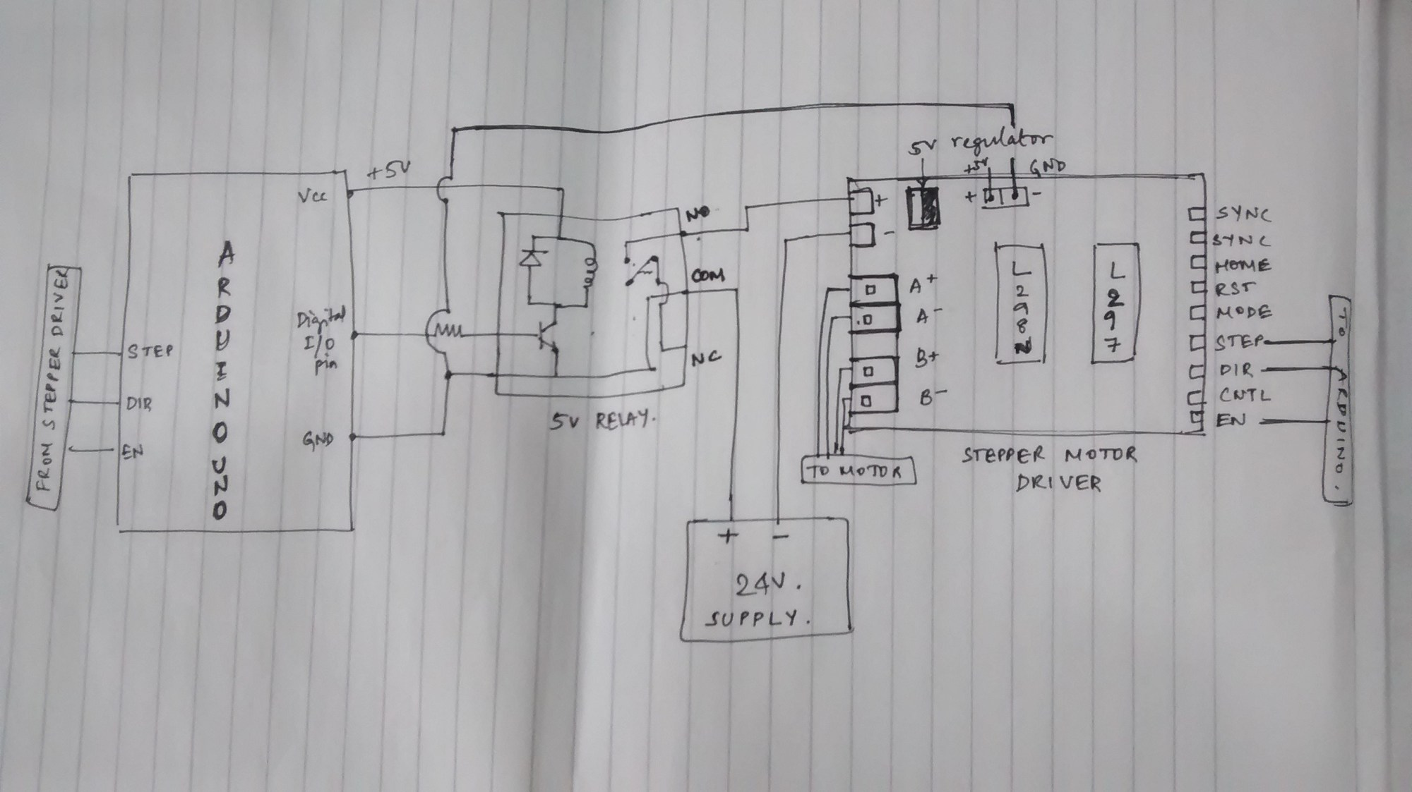 hight resolution of circuit used