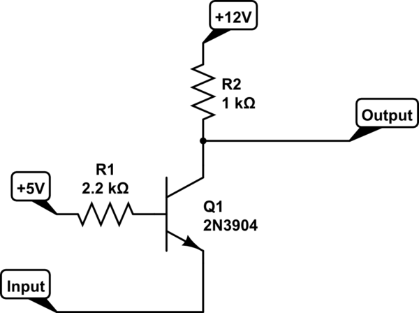 5vdc To 12v And