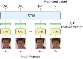 python - Build (pre-trained)CNN+LSTM network with keras functional API - Stack Overflow