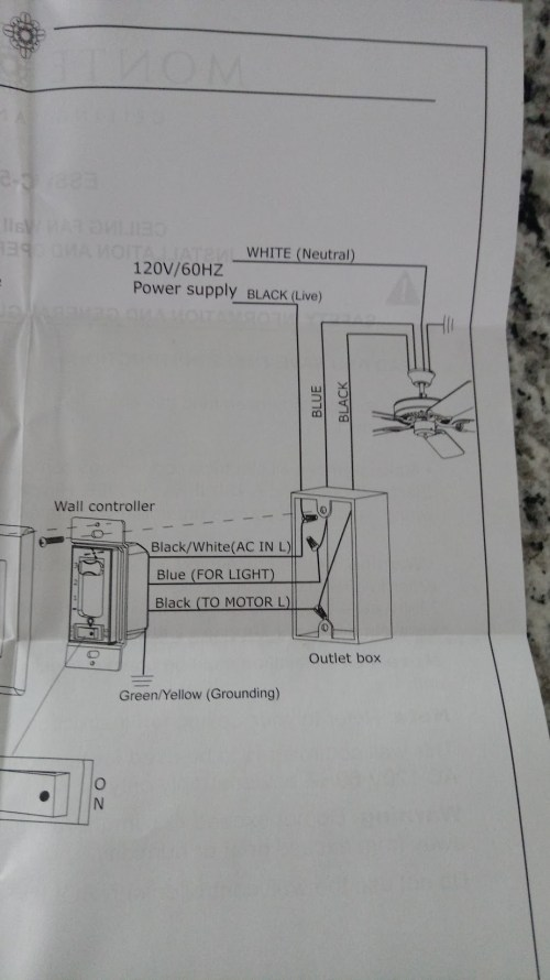 small resolution of ceiling wall instr switch