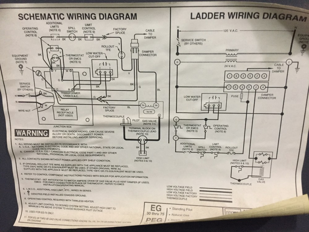 medium resolution of weil mclain boiler schematic diagram wiring diagram ebookhow to add a c wire to weil mclain boiler